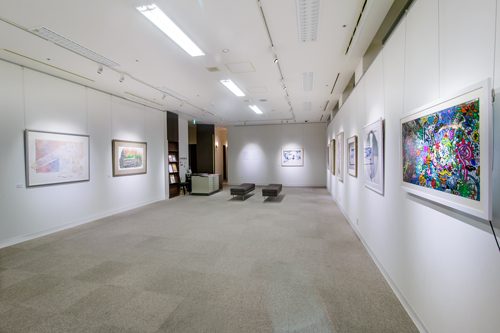 鹿沼市立川上澄生美術館